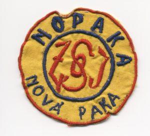 znak Sokol Nová Paka